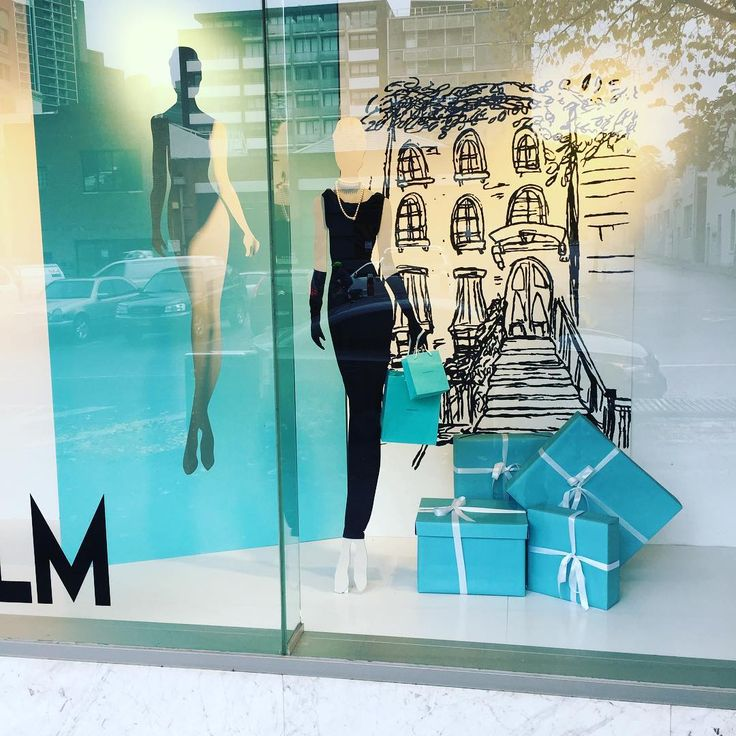 """RMIT University, Melbourne, Victoria, Australia, """"Totally Wrapped"""", creative by  Visual Merchandising Students, pinned by Ton van der Veer"""