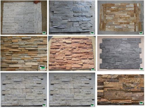 60 best living room images on Pinterest Fireplace stone Stacked