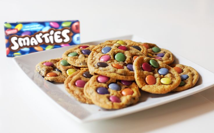 SMARTIES Cookies A treat kids of all ages will love.