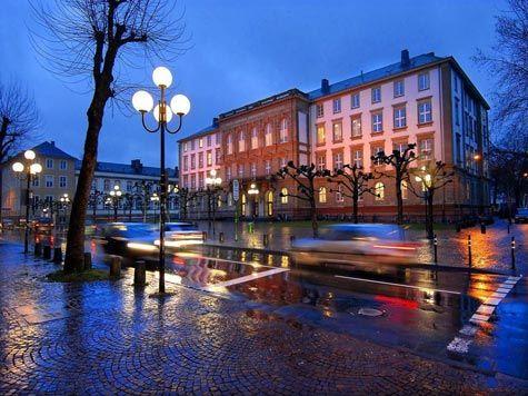 Justus Liebig University (JLU) in Giessen, Germany. Study abroad here through our Giessen Exchange!