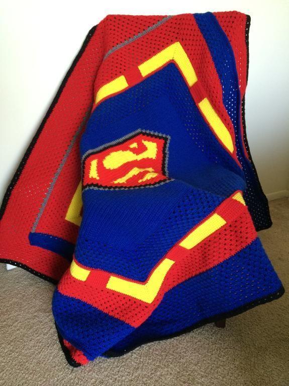 Best 25 Superman Crochet Ideas On Pinterest Crotchet