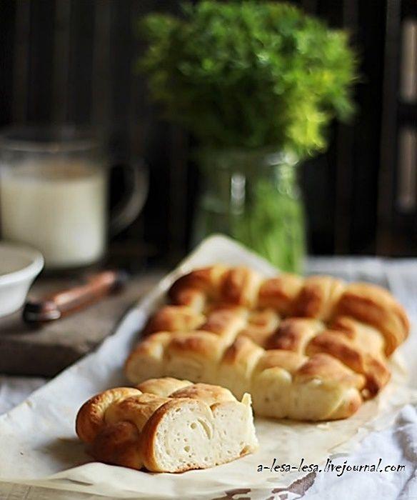Хлеб с ноткой лимона