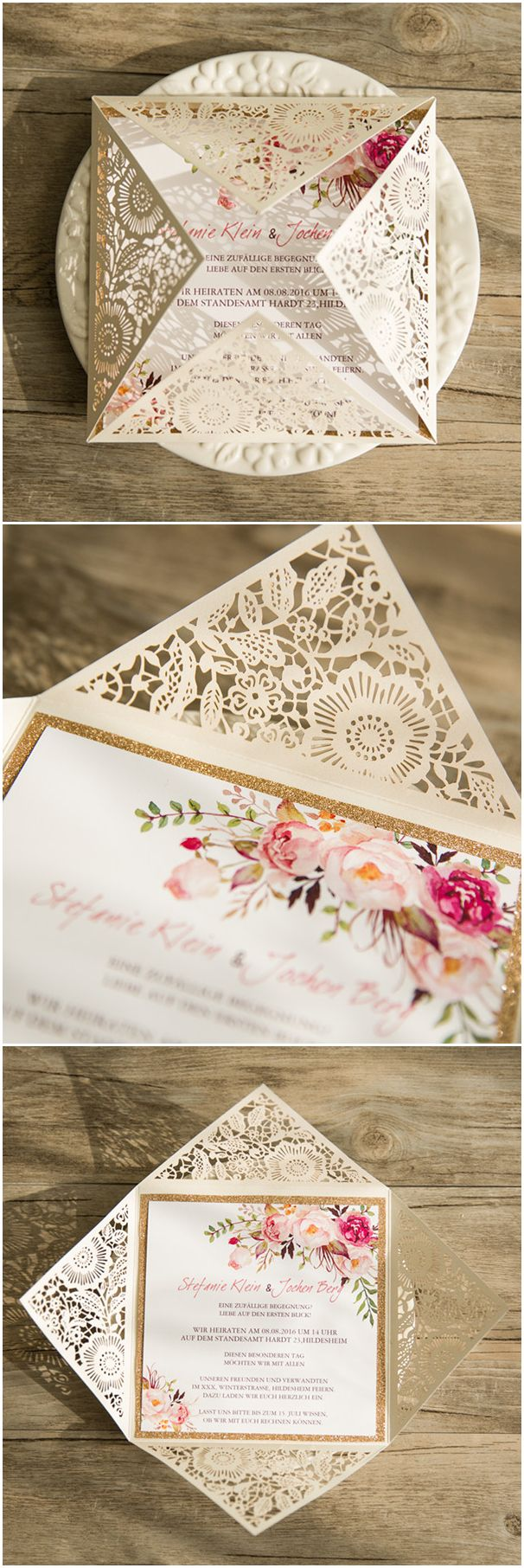 17 Best ideas about Wedding Cards – Wedding Card Invitations