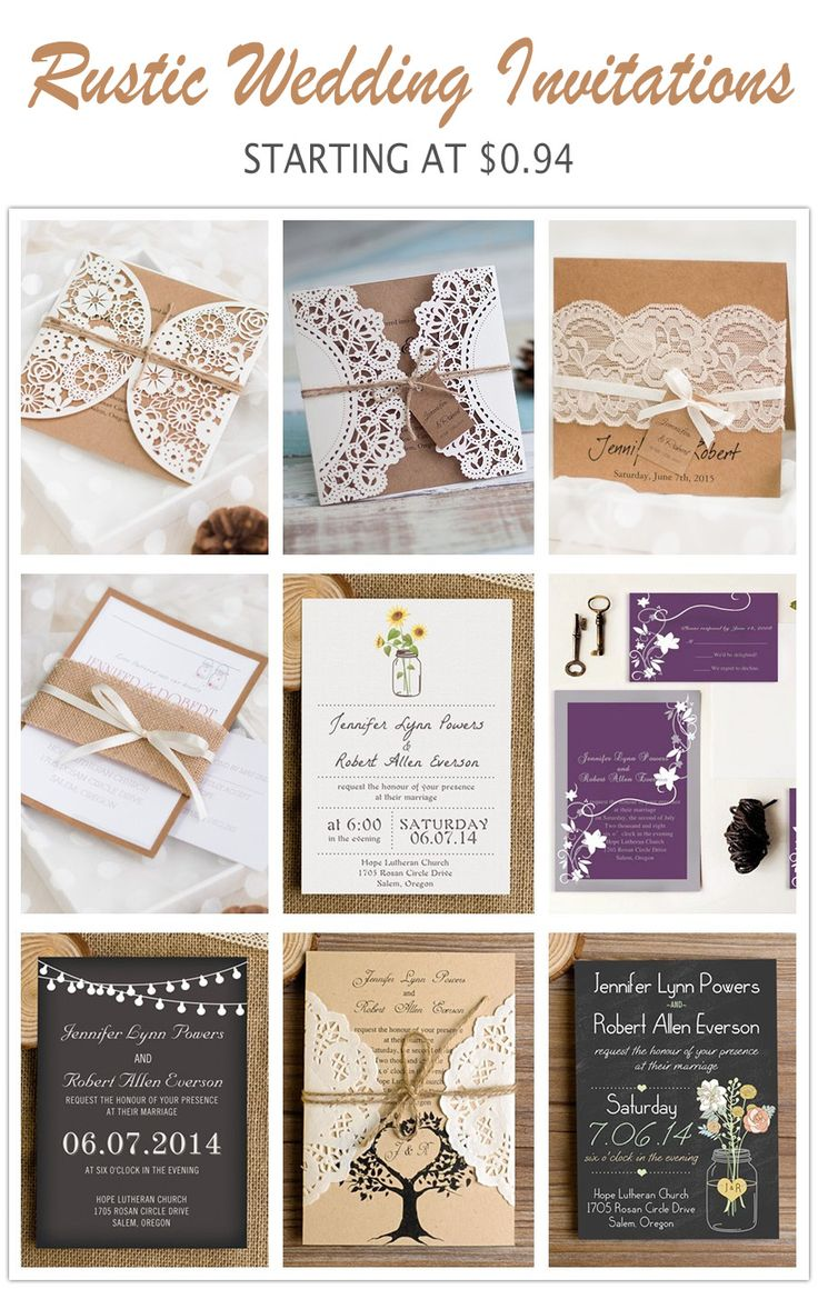 rustic wedding invitations cheap budget wedding invitations affordable rustic wedding invitations for country wedding ideas on a budget