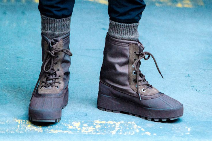 The adidas Yeezy 950 Boot