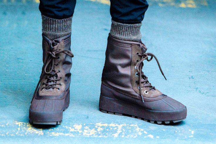 The adidas Yeezy 950 Boot