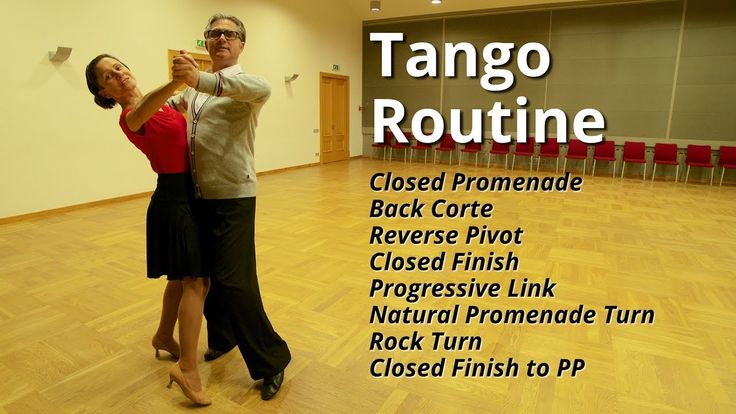 how to dance tango back corte routine and figures