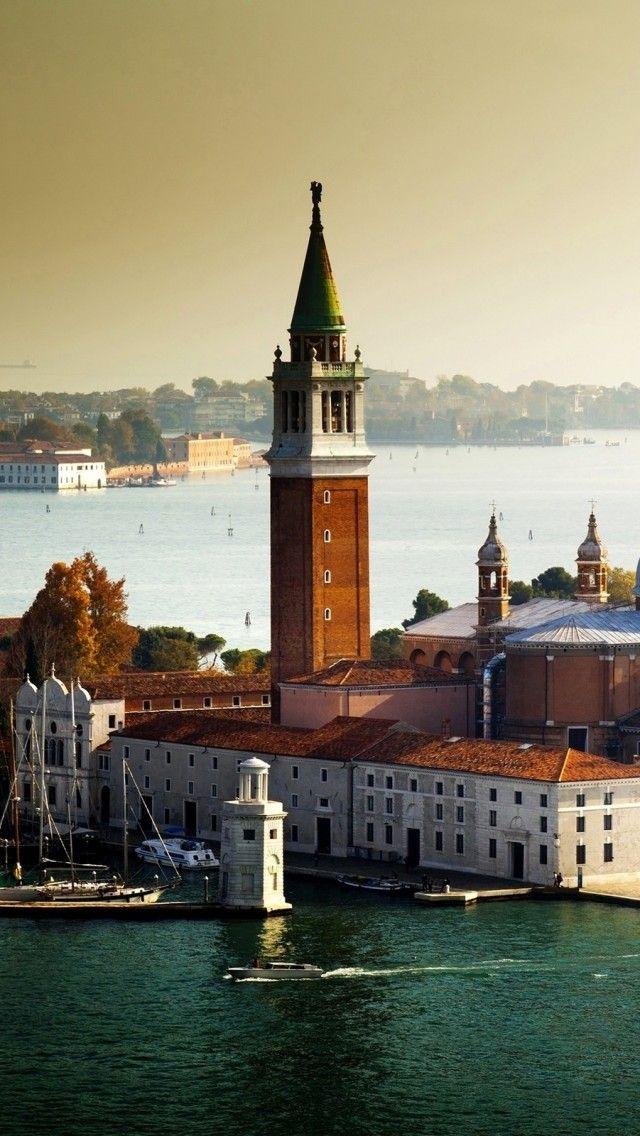 San Giorgio Maggiore, Venice #tourisme #campingcar
