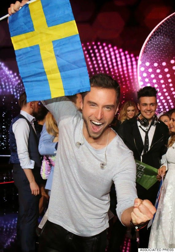 eurovision winners sweden