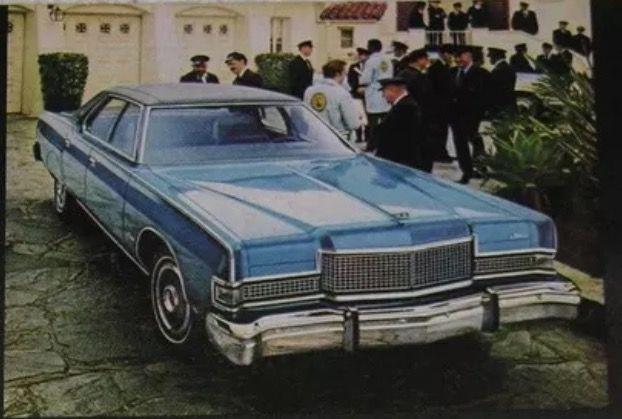 1973 Mercury marquis