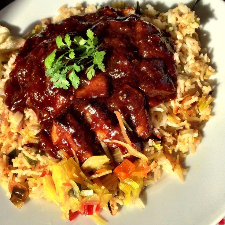 The best babi pangang ever! Recept komt uit Danny's Azië van @chefdannyjansen van @24kitchen_nl #chicascooking