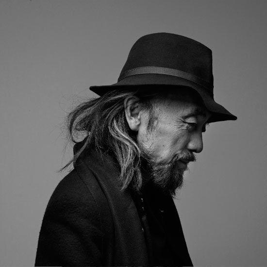 Yohji Yamamoto by Willem Dafoe