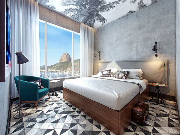 Yoo2 Hotel, Rio de Janeiro - RJ, Brasil