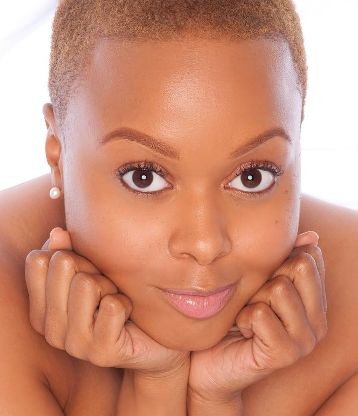 Chrisette Michele speaks on her big chop - BabyCenter