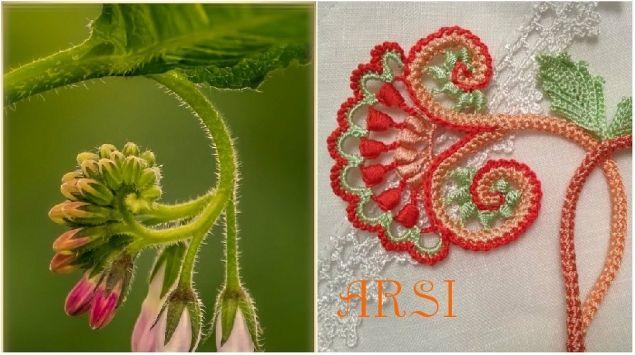 Вдохновение природой 2 / Вязание крючком / Вязание крючком. Ваши работы