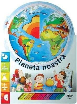 Planeta noastra - 20 lei 16 pagini