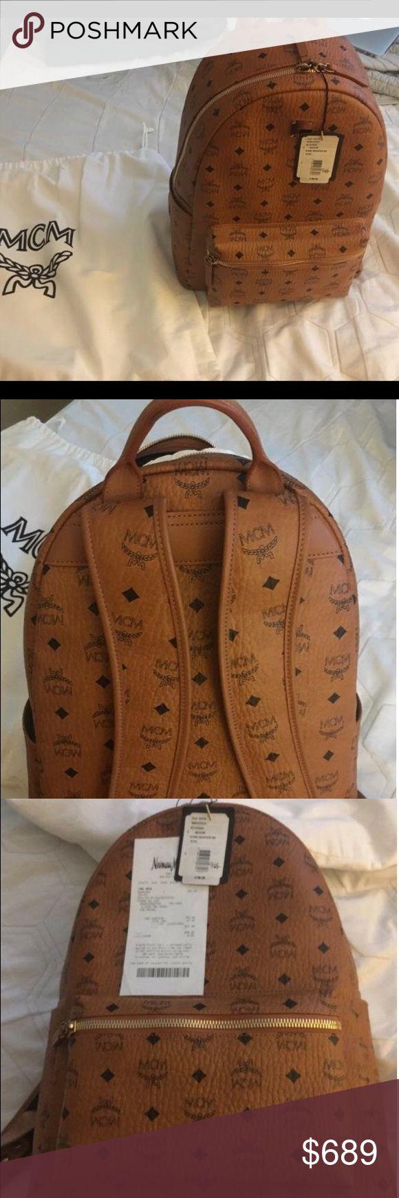 MCM BACKPACK Brand New MCM Backpack....dust bag included MCM Bags Backpacks