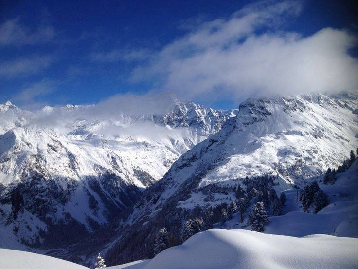 Verbier - paradise in the snow
