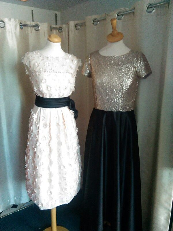 Dresses and separates AW15 by Geraldine O'Meara designs