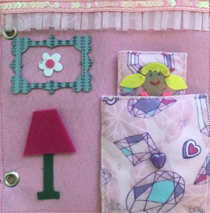 Little bedroom :)