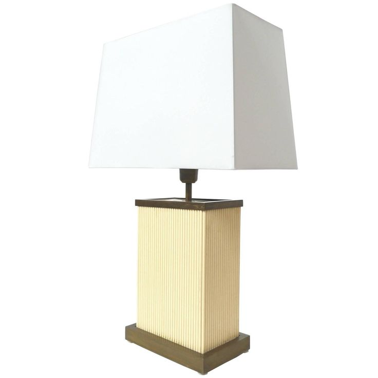 midcentury italian bakelite table lamp - Modern Table Lamp