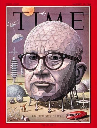 Time Magazine, January 10, 1964. Image © Time Inc.
