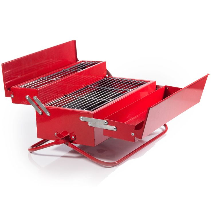 Barbecue Caisse à outils  #ideecadeau #cadeaupapa