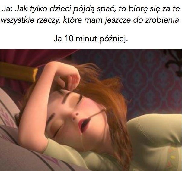 macierzyństwo, zmęczenie