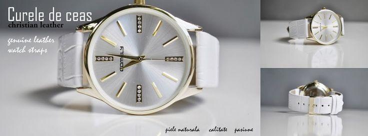 Comanda pana la 04 iulie si la achizitionarea acestui ceas, primesti cadou o curea din piele naturala - lucrata exact pe gustul tau si transport gratuit!