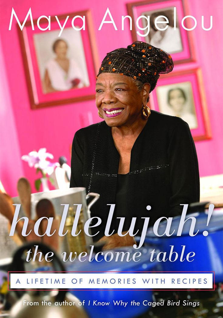 """Get Dr. Maya Angelou's recipe for Buttermilk Biscuits from her cookbook """"The Welcome Table: A Lifetime of Memories with Recipes"""""""