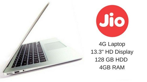 JIO 4G Laptop Price, Features, Specifications – Buy Online Booking/ Registration