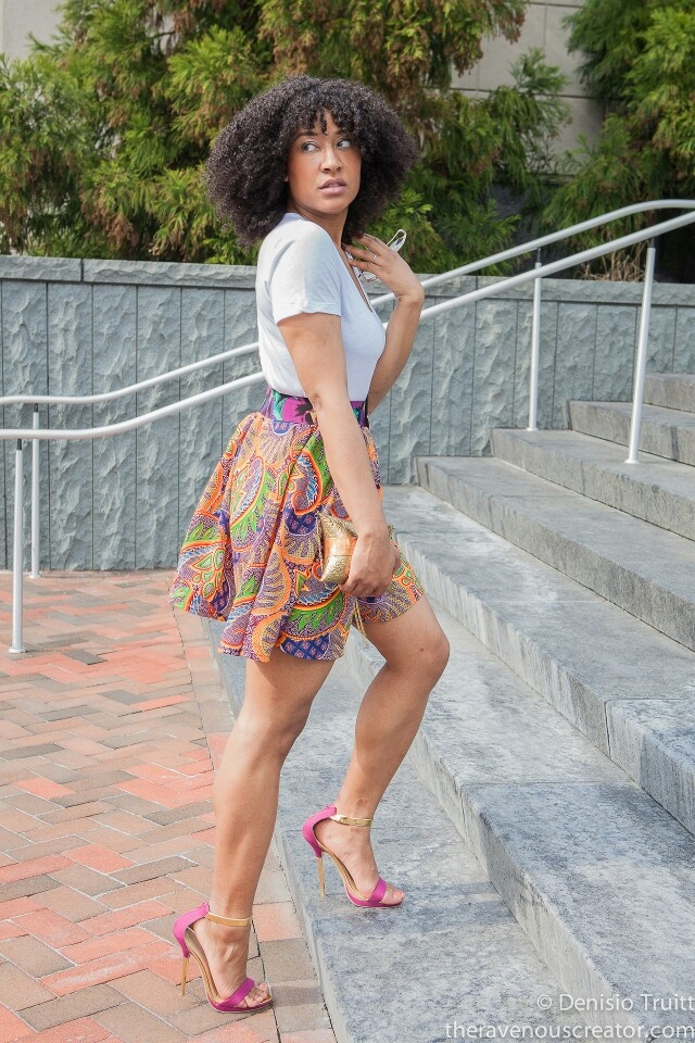 Pink shoes wicked calfs | Black female models | Pinterest