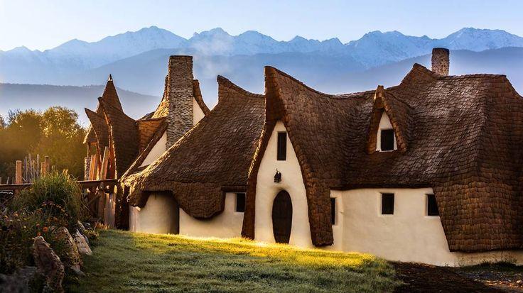 Castelul de Lut Valea Zanelor, photo by @aleksbudimirphotography