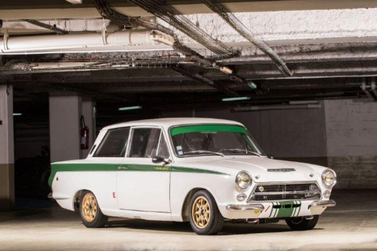 #Ford Cortina #Lotus MK1
