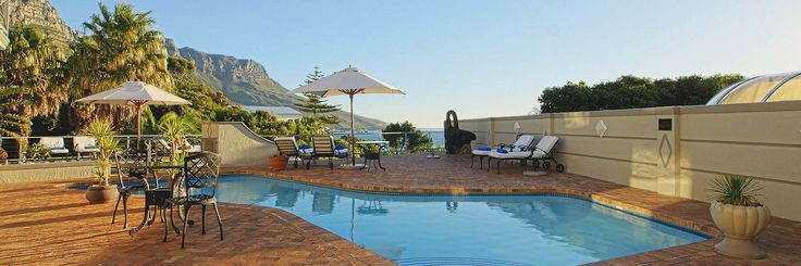 Ocean View Guest House | luxury bed and breakfast in Camps Bay, Cape Town