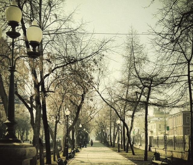 yekaterinburg - reminiscent