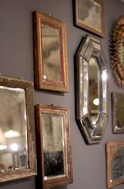Wall Of Mirrors top 25+ best antique mirror walls ideas on pinterest | antique