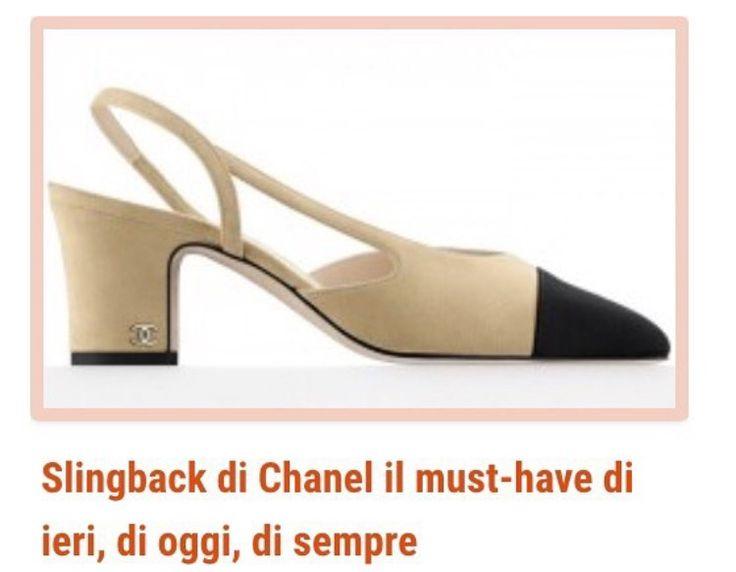 http://www.milanofree.it/201511066723/milano/moda/slingback_di_chanel_il_must_have_di_ieri_di_oggi_di_sempre.html  #slingback #chanel #shoes #karllagerfeld #fashionshow