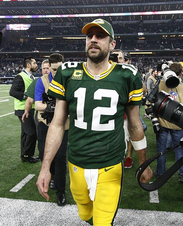 Aaron Rodgers' Family Skip Epic Packers' Game Amidst Family Feud: 'It's Complicated'