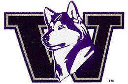 University of Washington Husky logo