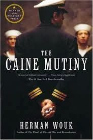 """""""Get this through your thick Reserve head, the heat is on. I'll be the guy everybody will hate. That's okay. I'm the exec of this ship, and I'll carry out my orders, do you hear?"""" Gorton to Keefer, """"The Caine Mutiny"""""""