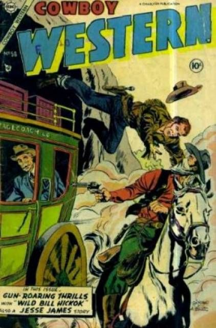 Cowboy Western (Volume) - Comic Vine