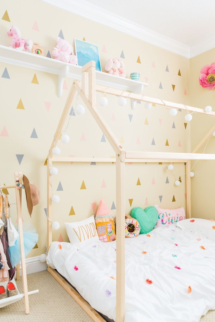 vivians bedroom reveal little girls bedroom ideas youll want to steal toddler