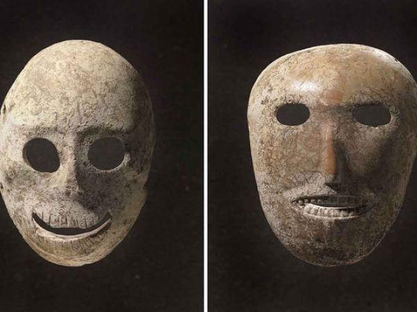 世界最古のマスク、農夫の祖先の顔か   ナショナルジオグラフィック日本版サイト
