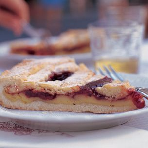 Sour Cherry Tart (Pizza di Visciole alla Romana) | Williams-Sonoma