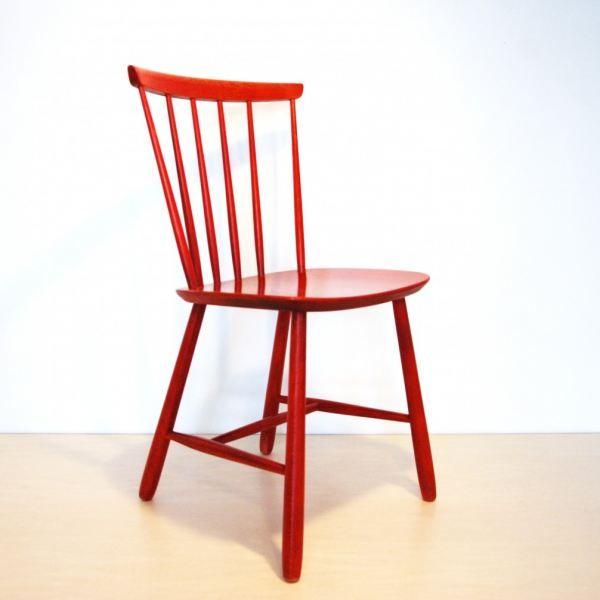 Farstrup Stick Back chairs