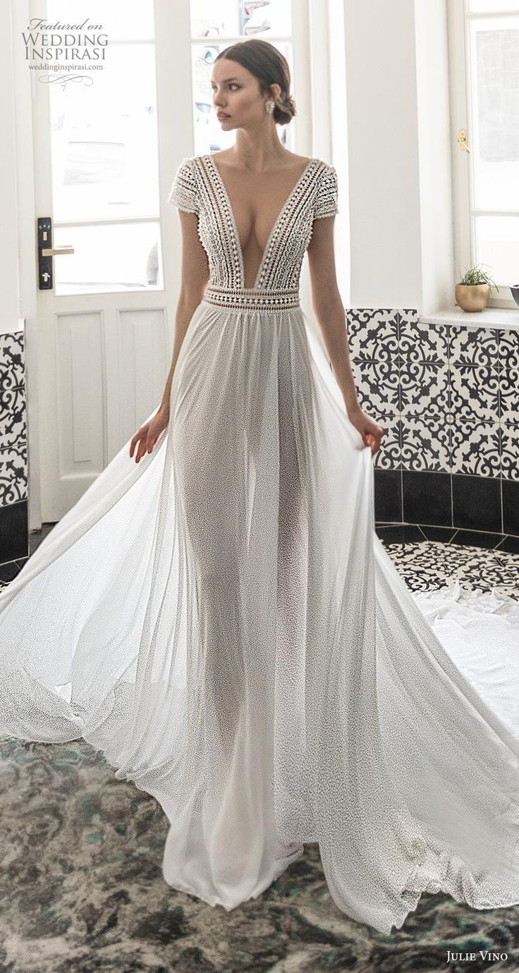 """Romanzo by Julie Vino 2020 Marriage ceremony Attire — """"The Royal"""" Bridal Assortment"""