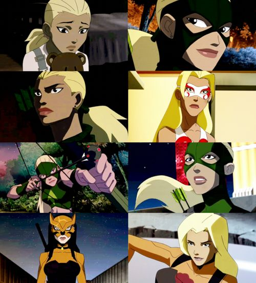 """young justice meme  characters - artemis crock [3/7]  """"I've got nothing to prove. I'm one of a kind."""""""