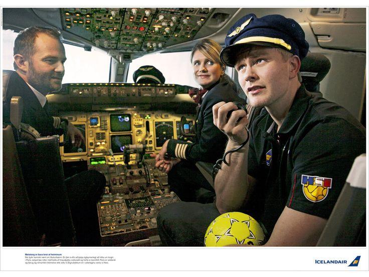 Icelandair - Baldur Kristjáns