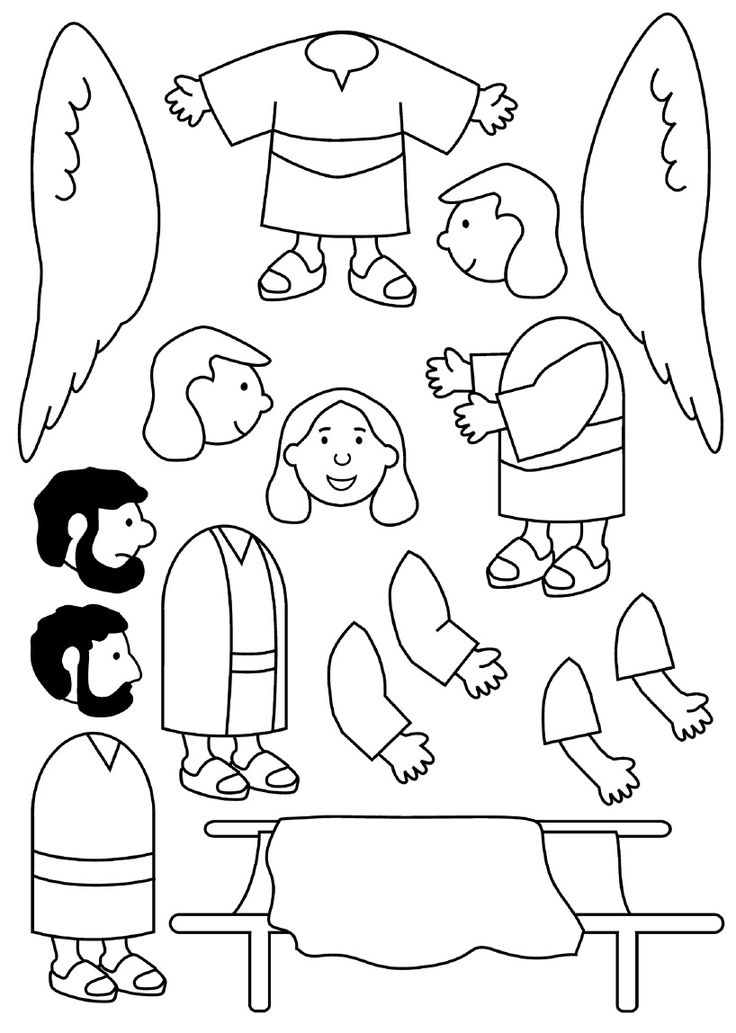 Stories, videos, coloring pages and activities for kids